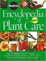 Encyclopedia of Plant Care.