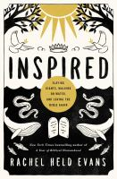 Inspired : slaying giants, walking on water, and loving the Bible again