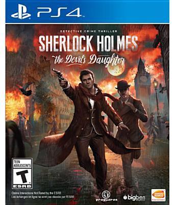 Sherlock Holmes. The Devil's daughter [PlayStation 4]