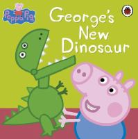 George's new dinosaur.