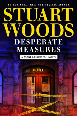 Desperate measures by Woods, Stuart,