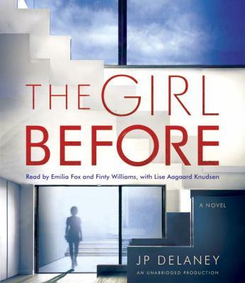 The girl before : a novel