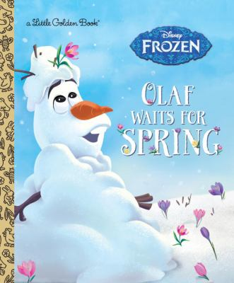 Olaf waits for spring