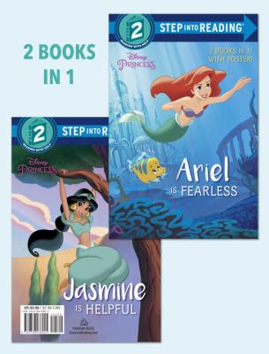 Ariel is fearless Jasmine is helpful / by Suzanne Francis ; illustrated by the Disney Storybook Art Team.
