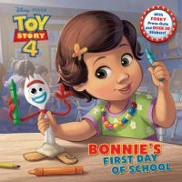 Bonnie's first day of school