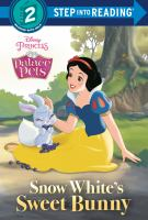 Snow White's sweet bunny