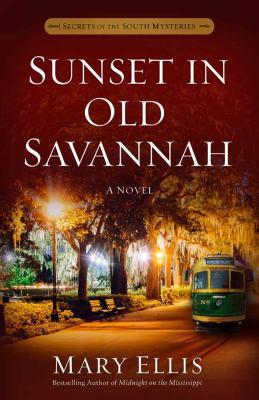 Sunset in Old Savannah