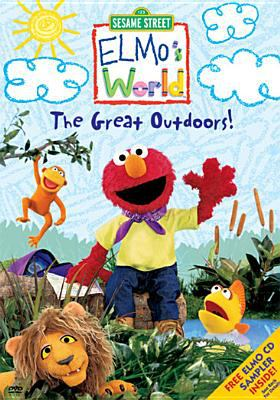 Elmo's world.   The great outdoors!
