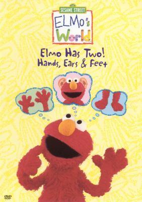 Sesame Street. hands, ears, feet  Elmo has two! :