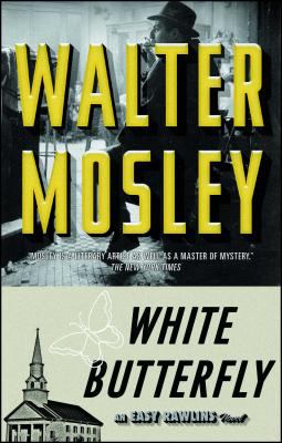 White butterfly : an easy Rawlins mystery
