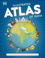 Illustrated atlas of India.