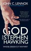 God and Stephen Hawking : whose design is it anyway