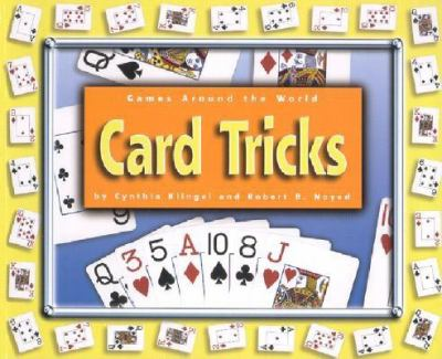 Link to Catalogue record for Card Tricks: Games around the world