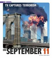 TV captures terrorism on September 11 : an augmented reading experience