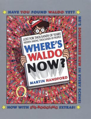 Where's Waldo now?