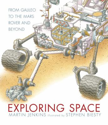 Exploring space : from Galileo to the Mars Rover and beyond
