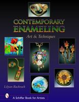Contemporary enameling : art and techniques