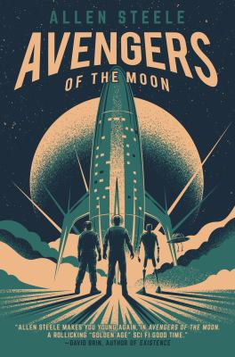 Avengers of the moon :
