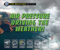 Air pressure driving the weather!
