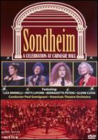 Sondheim : a celebration at Carnegie Hall