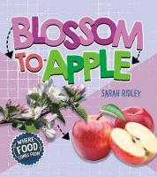 Blossom to apple