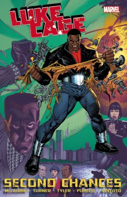 Luke Cage. Vol. 01, Second Chances