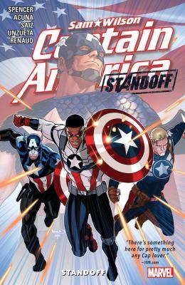 Captain America, Sam Wilson Vol. 02, Standoff