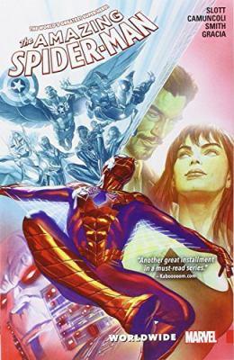 The amazing Spider-Man.  3 Worldwide.