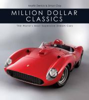 Million dollar classics : the world's most expensive cars