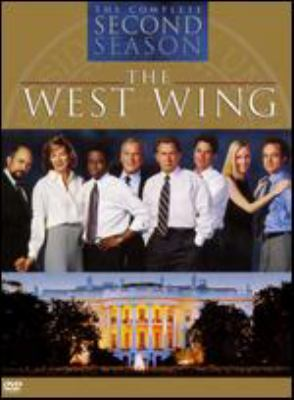 The West Wing.  Disc 4 Season 2,