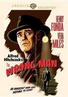 The wrong man by
