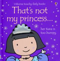 That's not my princess... : her tiara is too bumpy