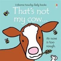 That's not my cow... : its nose is too rough