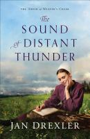 The sound of distant thunder