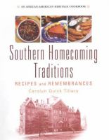 Southern Homecoming Traditions