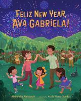Feliz new year, Ava Gabriela!