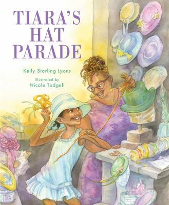 Tiara's Hat Parade.
