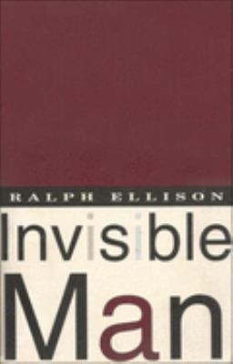 Invisible man by Ellison, Ralph.