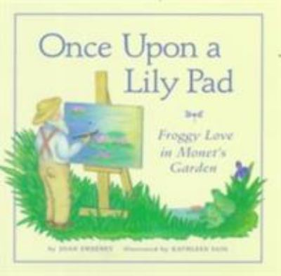Once upon a lily pad