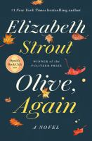 Olive, again by Strout, Elizabeth,