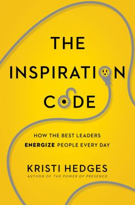 The inspiration code : by Hedges, Kristi,
