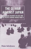 The GI War Against Japan