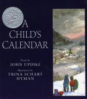 A child's calendar : poems