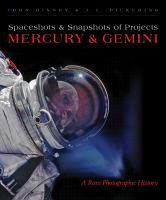 Spaceshots & snapshots of Projects Mercury & Gemini : a rare photographic history