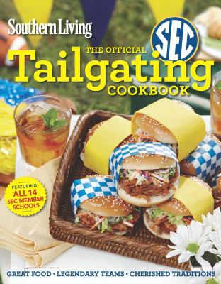 The official SEC tailgating cookbook.