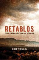Retablos : by Solis, Octavio,