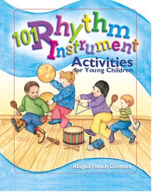 Cover Image for 101 rhythm instrument activities for young children
