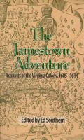 The Jamestown Adventure