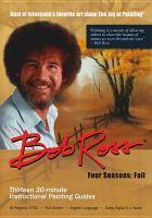 Bob Ross : four seasons. Fall, Disc 3