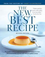 The New Best Recipe